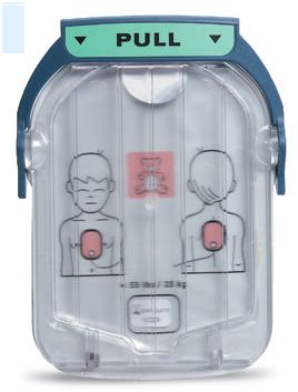M5072A, AED Pads Infant/Child