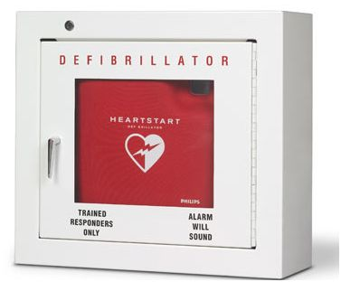 989803136531, AED Cabinet